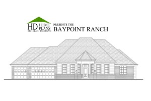 20140319 BAYPOINT MODEL BROCHURE - FRONT ELEVATION - BLACK N WHITE