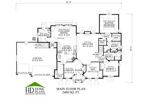 20140319 BAYPOINT MODEL BROCHURE - MAIN FLOOR PLAN