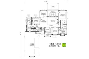 SPRING GREEN - 2 STORY - FIRST FLOOR - BRO
